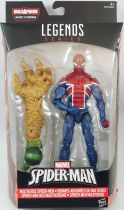 Marvel Legends - Spider-UK - Serie Hasbro (Sandman)