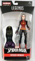 Marvel Legends - Spider-Woman - Serie Hasbro (Lizard)