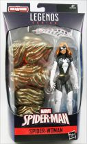 Marvel Legends - Spider-Woman - Serie Hasbro (Molten Man)