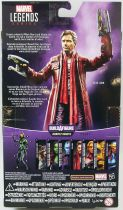 Marvel Legends - Star-Lord - Serie Hasbro (Mantis)