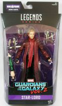 Marvel Legends - Star-Lord - Serie Hasbro (Mantis)