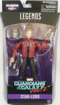 Marvel Legends - Star-Lord - Serie Hasbro (Titus)