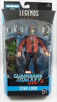 Marvel Legends - Star-Lord - Series Hasbro (Gladiator Hulk))