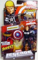 Marvel Legends - Steve Rogers - Serie Hasbro (Terrax)