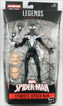 Marvel Legends - Symbiote Spider-Man - Serie Hasbro (Kingpin)