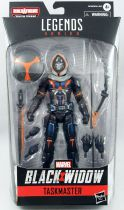 Marvel Legends - Taskmaster - Serie Hasbro (Crimson Dynamo)