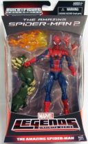 Marvel Legends - The Amazing Spider-Man - Serie Hasbro (Green Goblin)