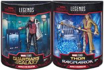 Marvel Legends - The Collector & The Grandmaster - Marvel Studios Series Hasbro (SDCC \'19 Exclusive)