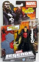 Marvel Legends - The Punisher (red logo) - Serie Hasbro (Epic Heroes)
