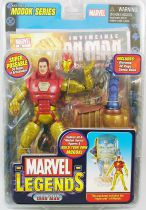 Marvel Legends - Thorbuster Iron Man - Serie 15 M.O.D.O.K. Serie