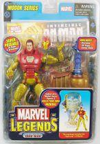 Marvel Legends - Thorbuster Iron Man - Serie 15 M.O.D.O.K. Serie