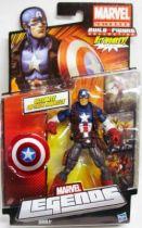 Marvel Legends - Ultimate Captain America - Serie Hasbro (Hit Monkey)