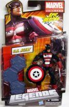 Marvel Legends - U.S. Agent - Serie Hasbro (Epic Heroes)