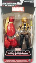 Marvel Legends - Valkyrie - Series Hasbro (Hulkbuster)