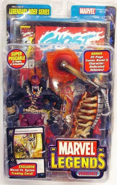Marvel Legends - Vengeance - Serie 11 Legendary Riders