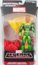 Marvel Legends - Vision - Serie Hasbro (Hulkbuster)