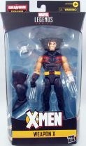 Marvel Legends - Weapon X - Serie Hasbro (Sugar Man)