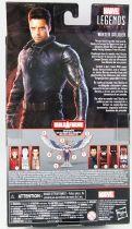 Marvel Legends - Winter Soldier - Series Hasbro (Captain America Flight Gear)