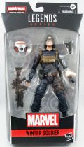 Marvel Legends - Winter Soldier - Series Hasbro (Crimson Dynamo)