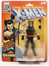Marvel Legends - Wolverine (Uncanny X-Men) - Série Hasbro