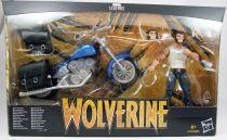 Marvel Legends - Wolverine avec moto - Serie Hasbro (Ultimate)