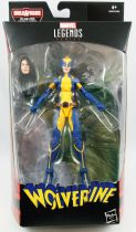 Marvel Legends - Wolverine Laura Kinney - Series Hasbro (Sauron)