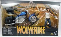 Marvel Legends - Wolverine with motorcycle - Serie Hasbro (Ultimate)