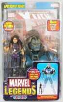 "Marvel Legends - X-23 ""purple costume\"" - Serie 12 Apocalypse"