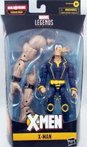Marvel Legends - X-Man - Serie Hasbro (Sugar Man)
