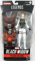 Marvel Legends - Yelena Belova - Serie Hasbro (Crimson Dynamo)