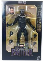 "Marvel Legends Icons - Black Panther 12"" figure"