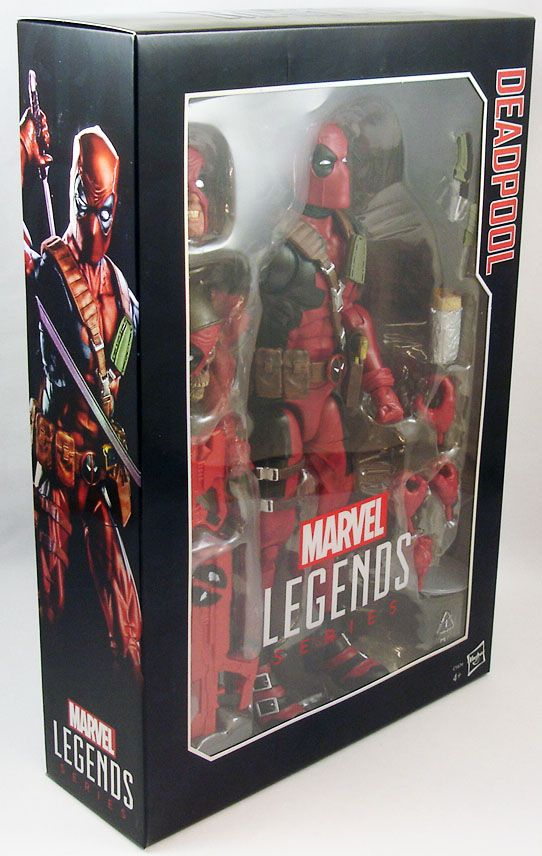 Marvel Legends Icons - Deadpool - Figurine 30cm