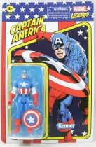 Marvel Legends Retro Collection - Kenner - Captain America