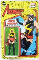Marvel Legends Retro Collection - Kenner - Carol Danvers