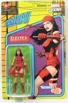 Marvel Legends Retro Collection - Kenner - Elektra