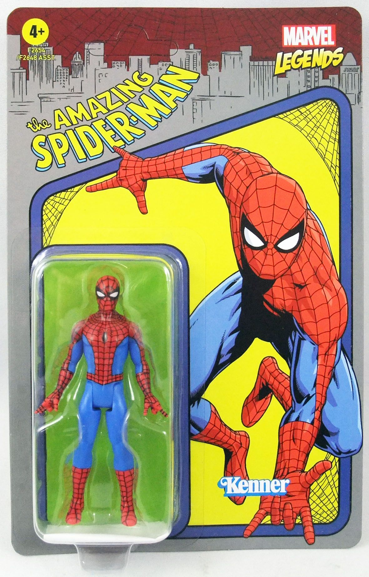 Marvel Legends Retro Collection - Kenner - The Amazing Spider-Man