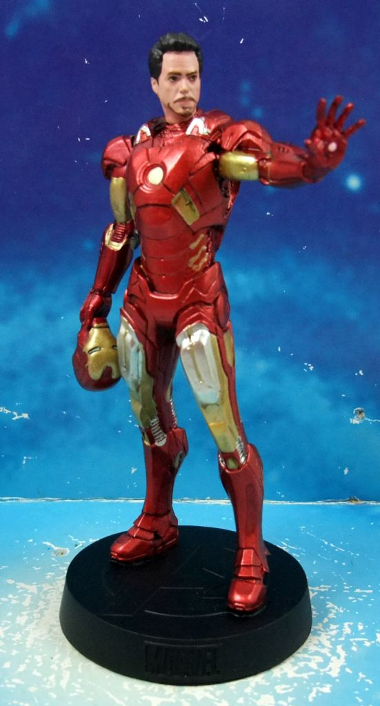 Marvel Movie Collection - Eaglemoss - #001 Iron Man (The Avengers)