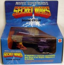 Marvel Secret Wars - Doom Cycle (mint in box)