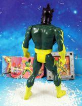 Marvel Secret Wars - Electro (loose with cardback) - Mattel