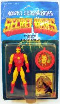 Marvel Secret Wars - Iron Man (USA card)