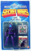 Marvel Secret Wars - Kang The Conqueror (USA card) - Mattel