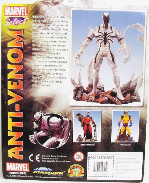 Marvel Select - Anti-Venom