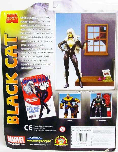 Marvel Select - Black Cat