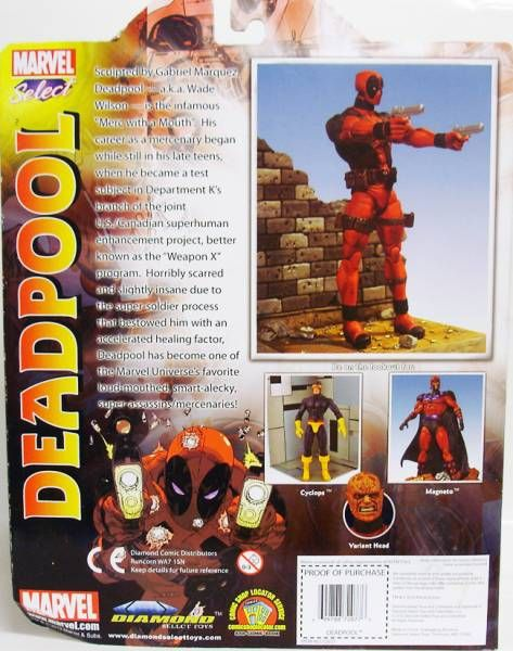 Marvel Select - Deadpool
