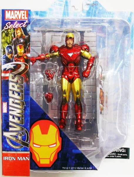 Marvel Select - Iron Man (The Avengers)