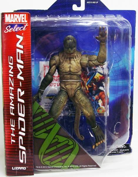 Marvel Select - Lizard (The Amazing Spider-Man)