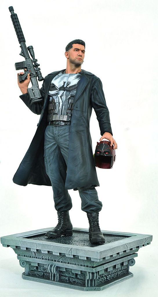 Marvel Select Gallery - Netflix TV PVC Statue - The Punisher
