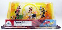 Marvel Studios - Disney Store - PVC Figures set - Ant-Man & The Wasp