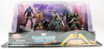 Marvel Studios - Disney Store - Set Figurines PVC - Guardians of the Galaxy Vol.2