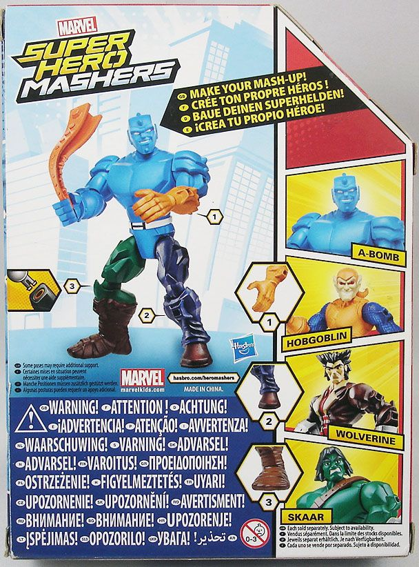 Marvel Super Hero Mashers - A-Bomb